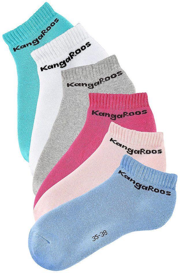 a03dec172 KangaROOS Kangaroos Ponožky (6 párov) pestrá 39-42 značky KangaROOS -  Lovely.sk