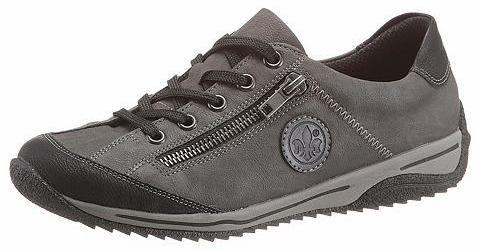 af82b255ade0a Rieker Rieker Šnurovacie topánky sivá-čierna - EURO veľkosti 36 značky  RIEKER - Lovely.sk