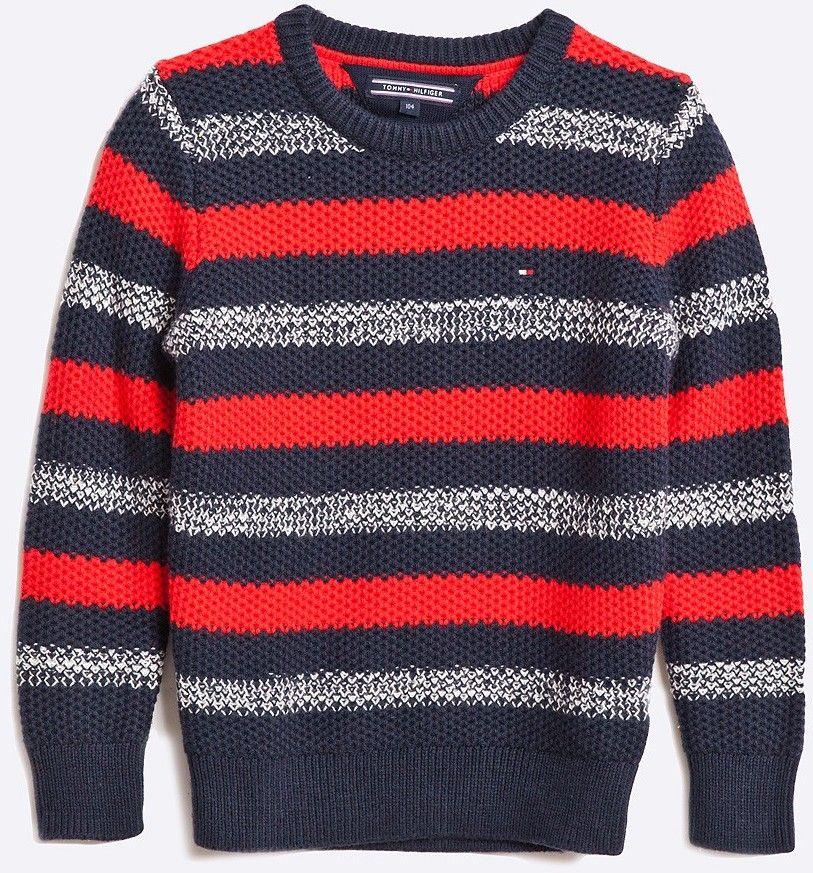 71c5b7c469 Tommy Hilfiger - Detský sveter 104-176 cm značky Tommy Hilfiger - Lovely.sk