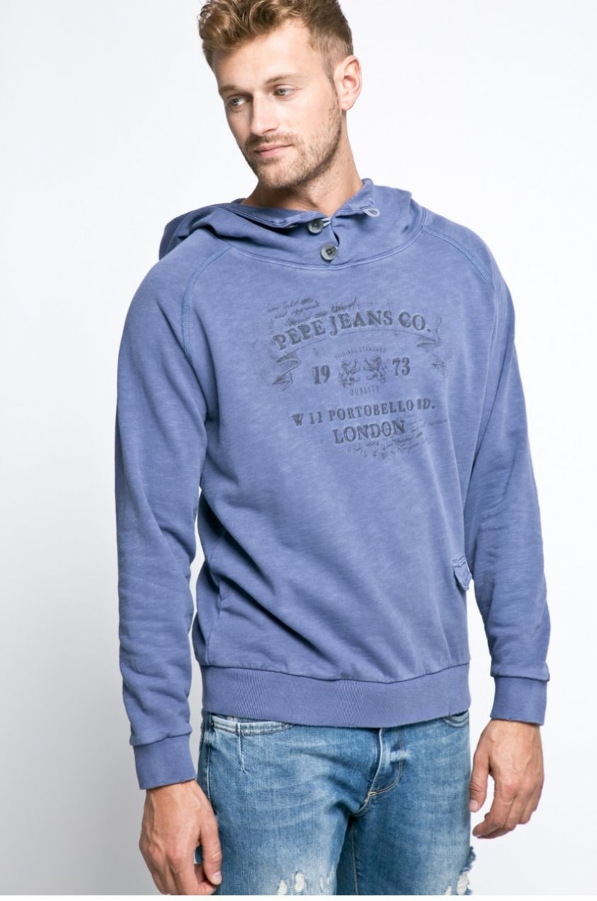 Pepe Jeans - Mikina značky Pepe Jeans - Lovely.sk e4ce87f9ee