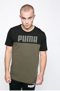 Puma - Tričko Rebel Block