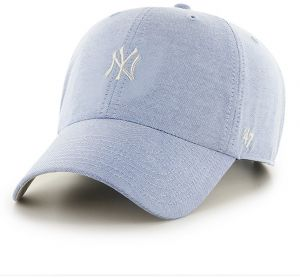 47brand - Čiapka Yankees Clean Up Strapback