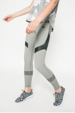 adidas Performance - Legíny Ultimate Tights Core Heather