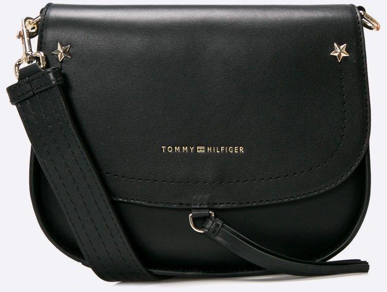 Tommy Hilfiger - Kožená kabelka značky Tommy Hilfiger - Lovely.sk ac835bc2b85