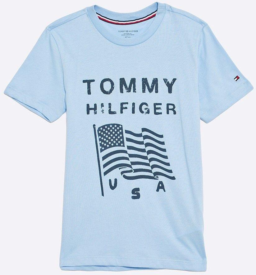 79d93ee065 Tommy Hilfiger - Detské tričko 116-176 cm značky Tommy Hilfiger - Lovely.sk