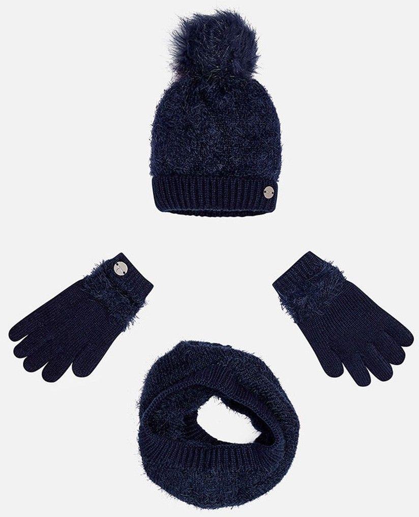 30e08df38 Mayoral - Detská čiapka + šál a rukavice značky Mayoral - Lovely.sk