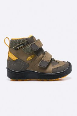 Keen - Zimné topánky Hikeport Mid Strap Wp