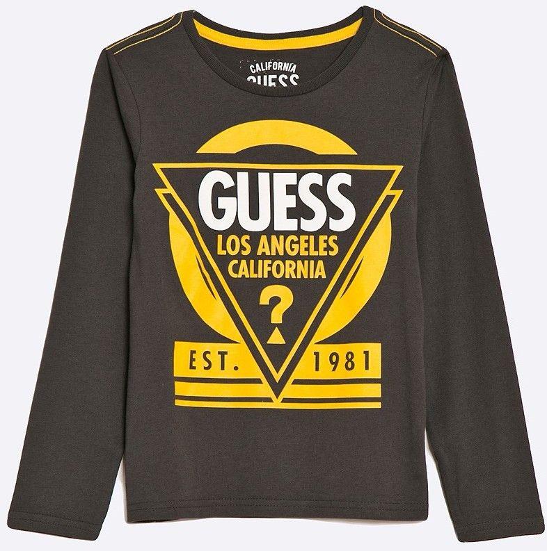 Guess Jeans - Detské tričko s dlhým rukávom 118-175 cm značky Guess Jeans -  Lovely.sk 7d6f6bc5168