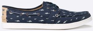 Toms - Mokasíny PRINTED CANVAS MENS CULVER LAC