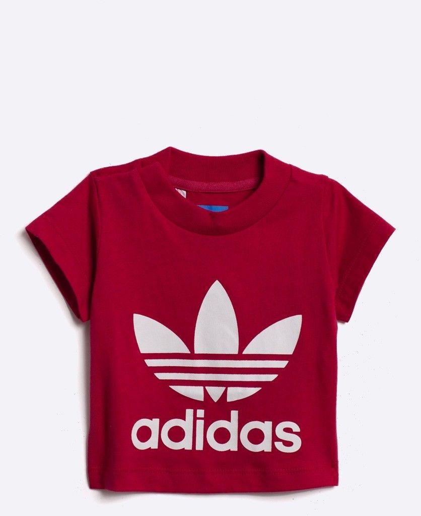 adidas Originals - Detské tričko Trefoil 62-116 cm značky adidas Originals  - Lovely.sk 00fb708fc1e