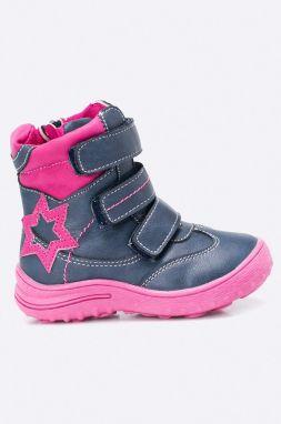 22fddced672e Dievčenská zimná obuv Hasby - Lovely.sk