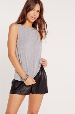 Missguided - Top Harness Cross Back