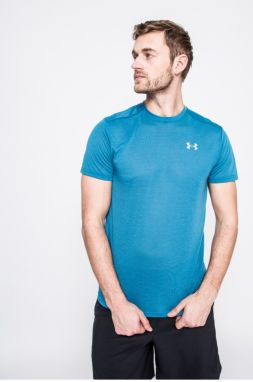 Under Armour - Tričko UA STREAKER SHORTSLEEVE T-BLK/BL