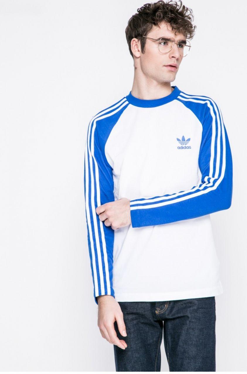 04d2e1ace954 adidas Originals - Tričko s dlhým rukávom značky adidas Originals -  Lovely.sk