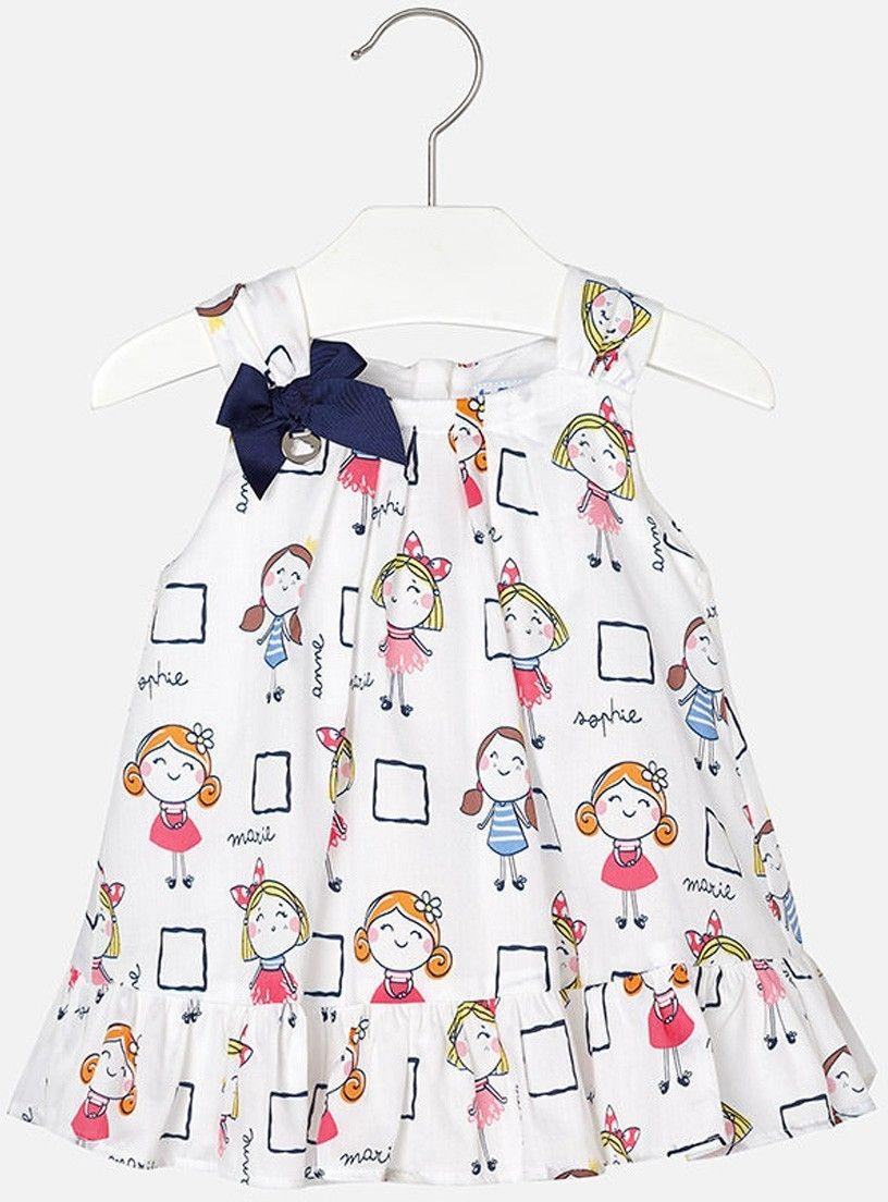 1ba2d440257d Mayoral - Dievčenské šaty 68-98 cm značky Mayoral - Lovely.sk
