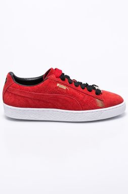 Puma - Topánky Suede Classic Berlin Flame