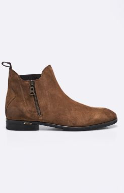 Pepe Jeans - Topánky Rellick Suede