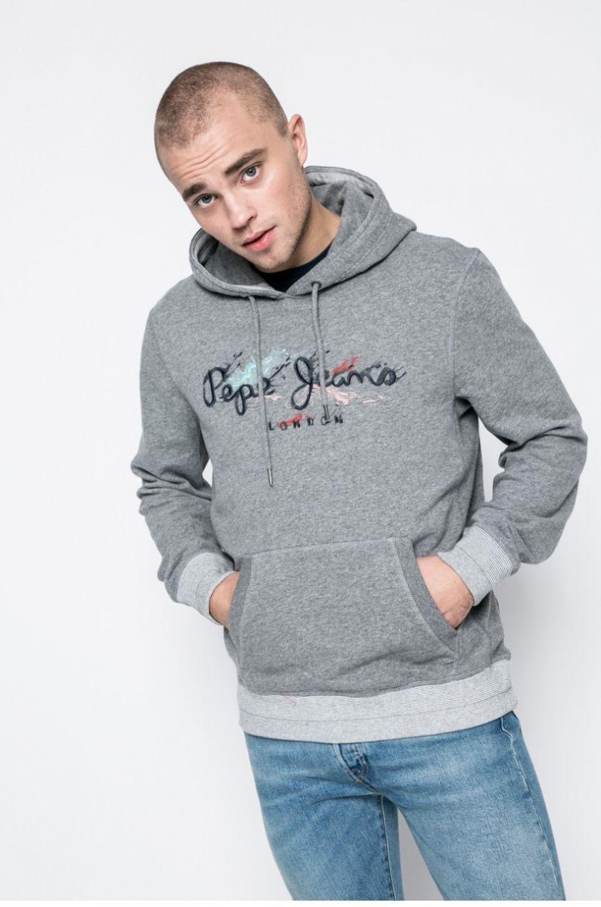 Pepe Jeans - Mikina Milton značky Pepe Jeans - Lovely.sk c12771fd22