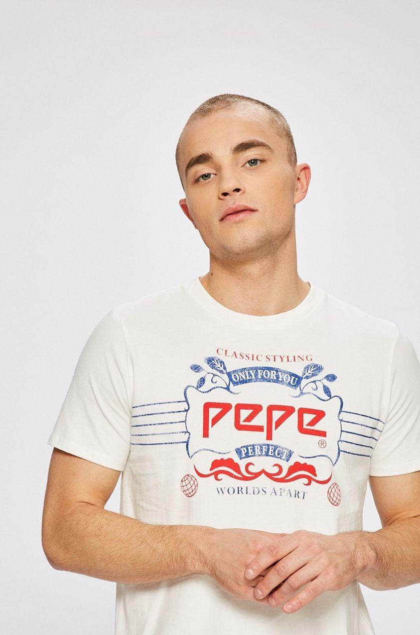 Pepe Jeans - Tričko Anniv5 značky Pepe Jeans - Lovely.sk f9f7d9ca09