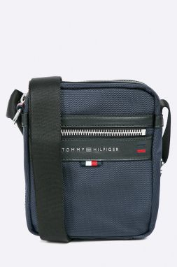 5d7bdd8465 Tmavomodrá pánska taška na notebook Tommy Hilfiger Elevated značky ...