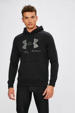 Under Armour - Mikina Rival Fitted