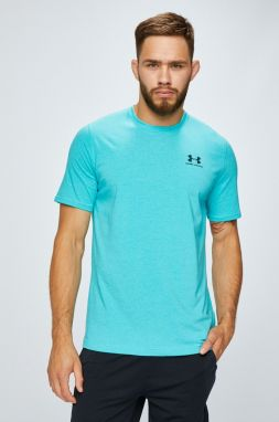 Under Armour - Tričko UA Left Chest Lockup