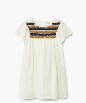 e4ed314c15dd Mango Kids - Dievčenské šaty Alma 104-164 cm značky Mango Kids ...