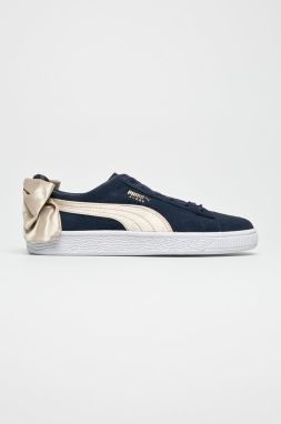Puma - Topánky Suede Bow Varsity Wn's