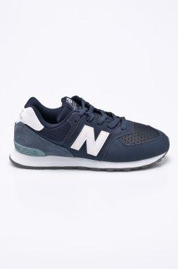 Nízke tenisky New Balance GC574 značky New Balance - Lovely.sk 78d02ef211