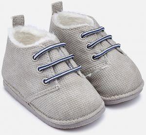 1892700004 Protetika Chlapčenské zimné topánky Arko - šedo - modré značky ...
