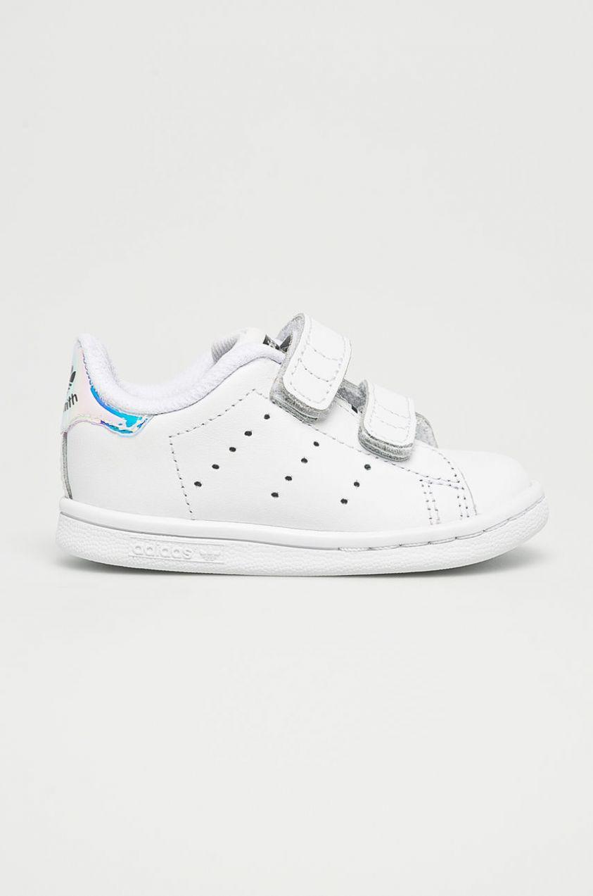 adidas Originals - Detské topánky Stan Smith CF značky adidas Originals -  Lovely.sk 42fa80434ac