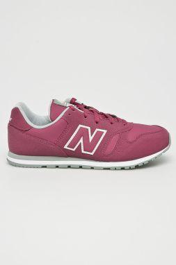 92b6997c45f Sneakersy NEW BALANCE - KJ373GUY Sivá značky New Balance - Lovely.sk