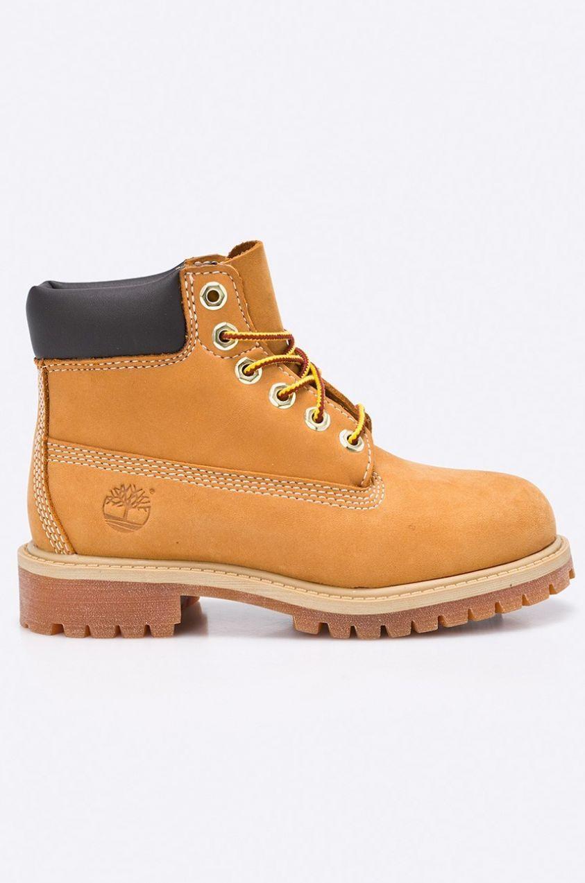1f8401f16a59f Timberland - Detské topánky 6 In Premium WP Boot značky Timberland -  Lovely.sk
