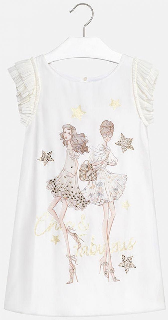 964c0889a103 Mayoral - Dievčenské šaty 128-167 cm značky Mayoral - Lovely.sk