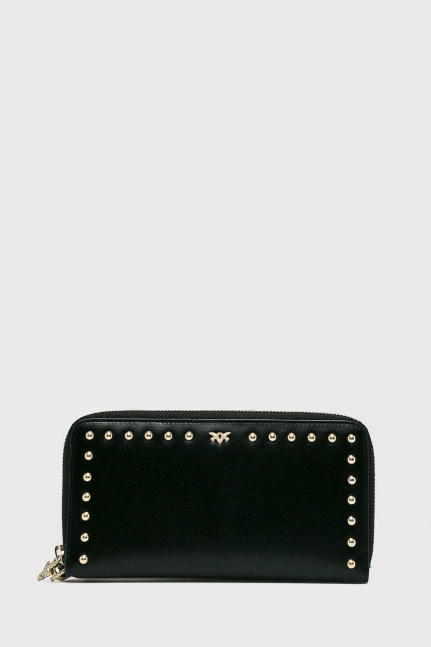 Pinko - Kožená peňaženka značky Pinko - Lovely.sk d0ba146c235