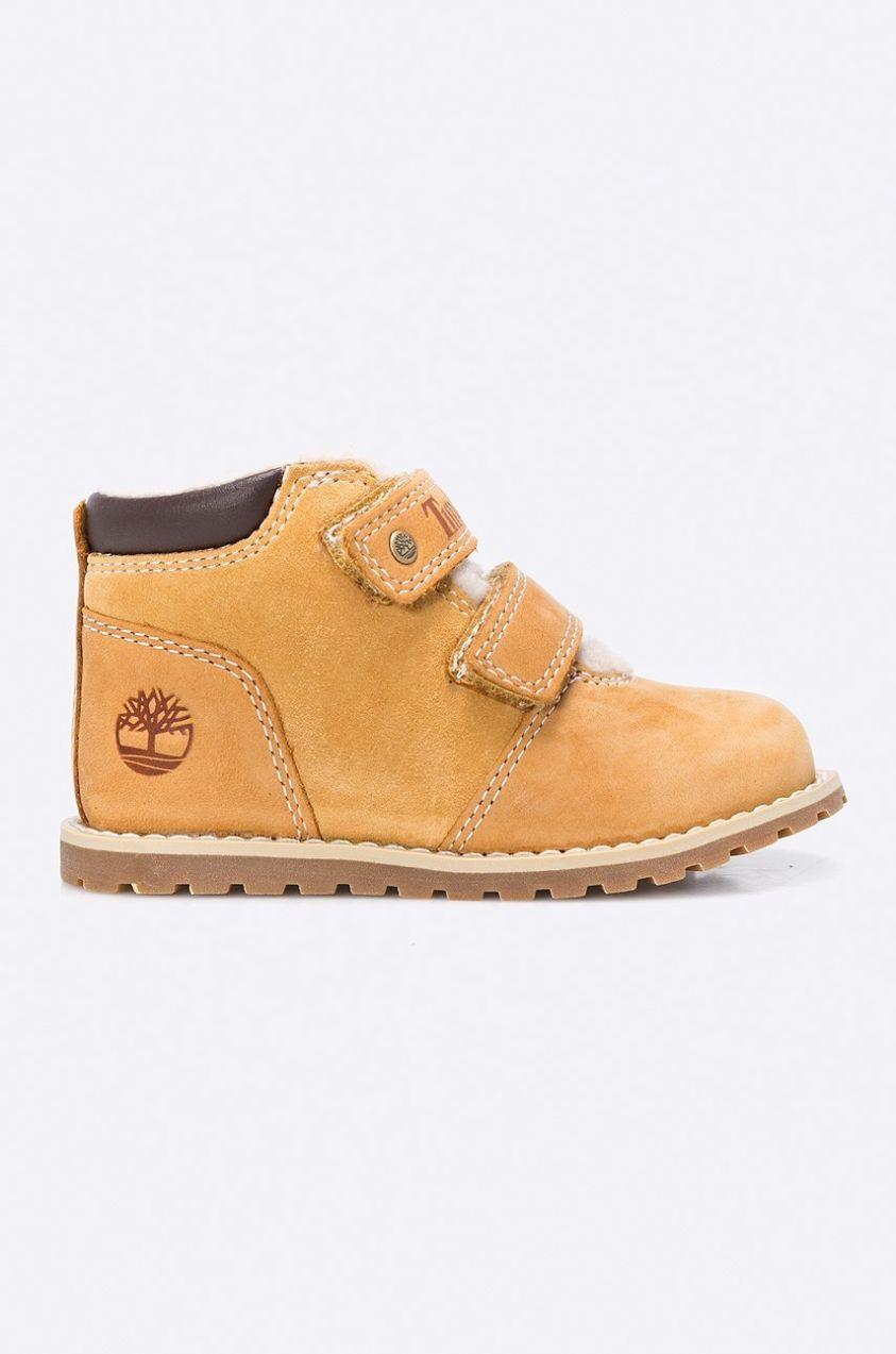 055012ca01198 Timberland - Detské topánky Pokey Pine Warm Lined H&L značky Timberland -  Lovely.sk