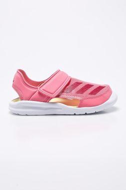 3208473f6d411 Dievčenské šľapky, žabky a sandále Adidas Performance - Lovely.sk