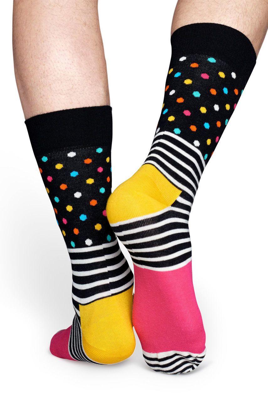 8588434e3b5 Happy Socks - Ponožky Stripes Dots značky Happy Socks - Lovely.sk