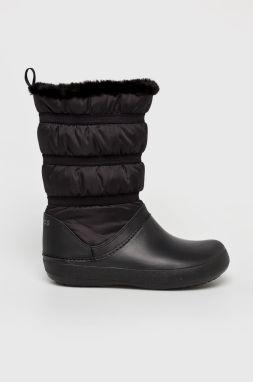 847d102b4 Crocs čierne snehule Lodgepoint Boot Black značky Crocs - Lovely.sk
