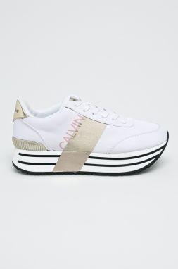 2b6fbe42ff Dámske tenisky na platforme Calvin Klein Jeans - Lovely.sk