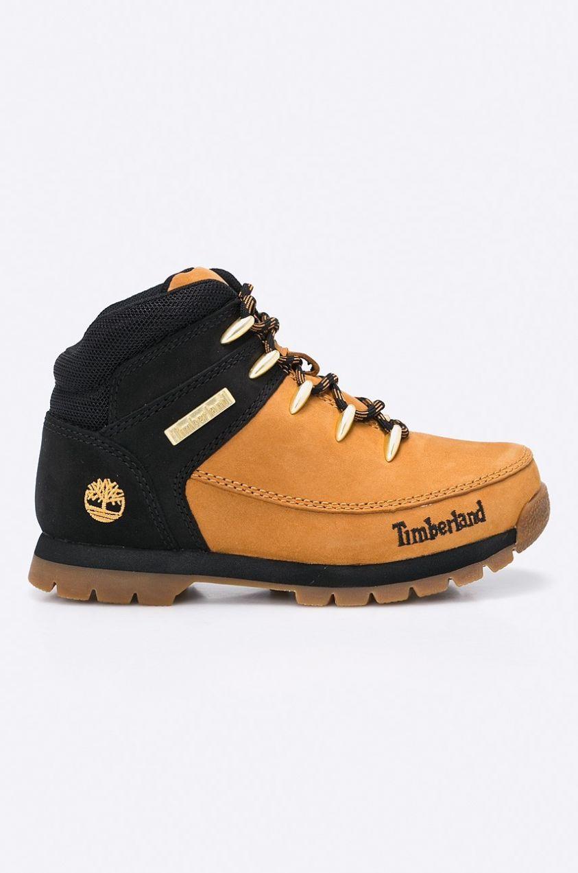 Timberland - Detské topánky Euro Sprint Wheat značky Timberland - Lovely.sk 268cd59cde