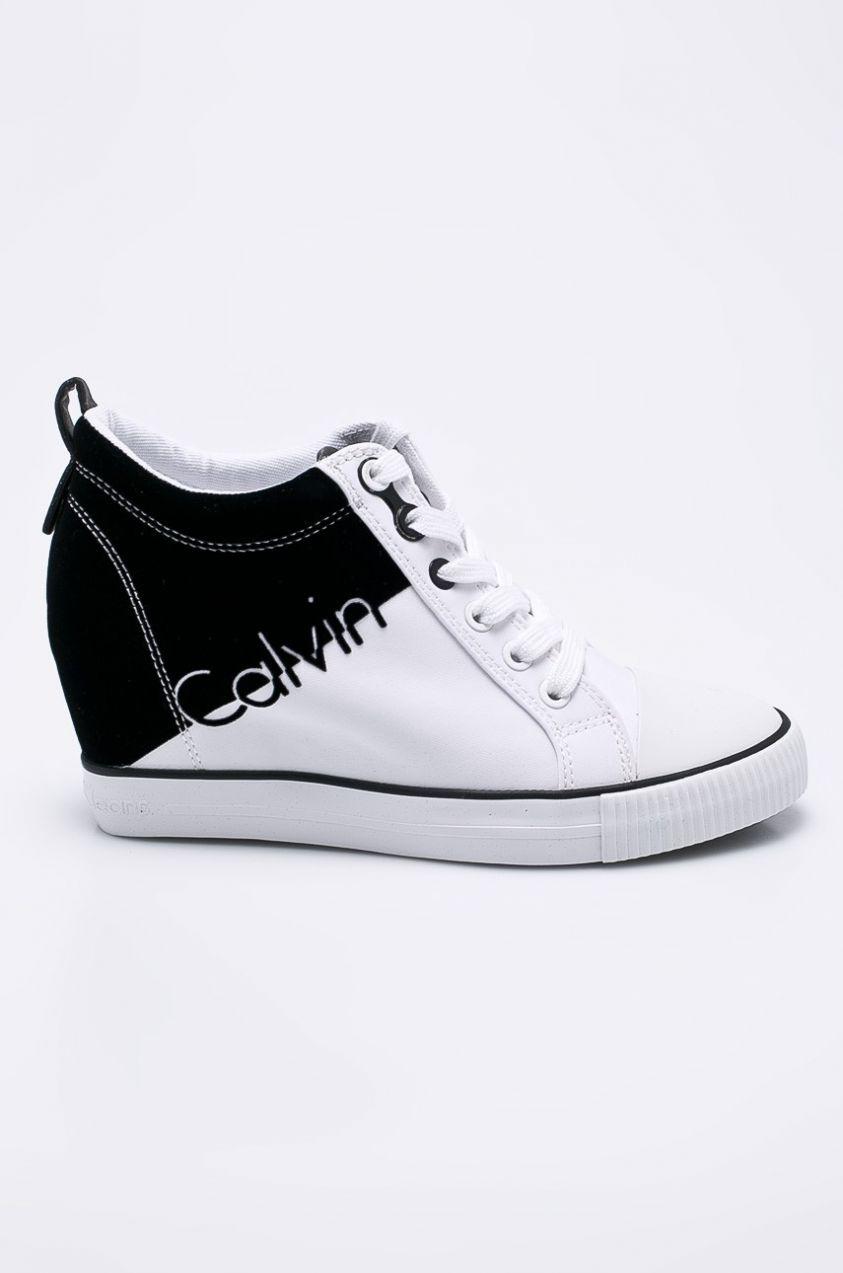 8ae4685f49 Calvin Klein Jeans - Členkové čižmy značky Calvin Klein Jeans - Lovely.sk