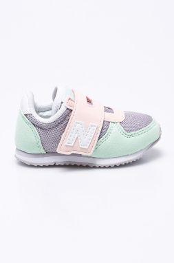 2e4f0cd81035 Ren But Dievčenské celokožené členkové topánky - ružovo-modré značky ...