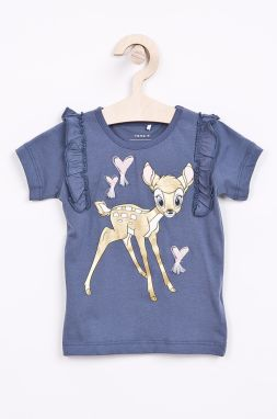 Name it - Detský top Disney Bambi 80-110 cm