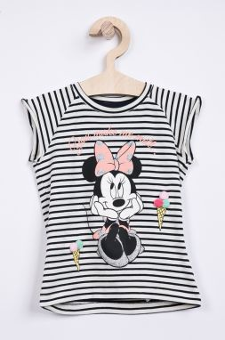 Name it - Detský top Disney Minnie Mouse 80-110 cm