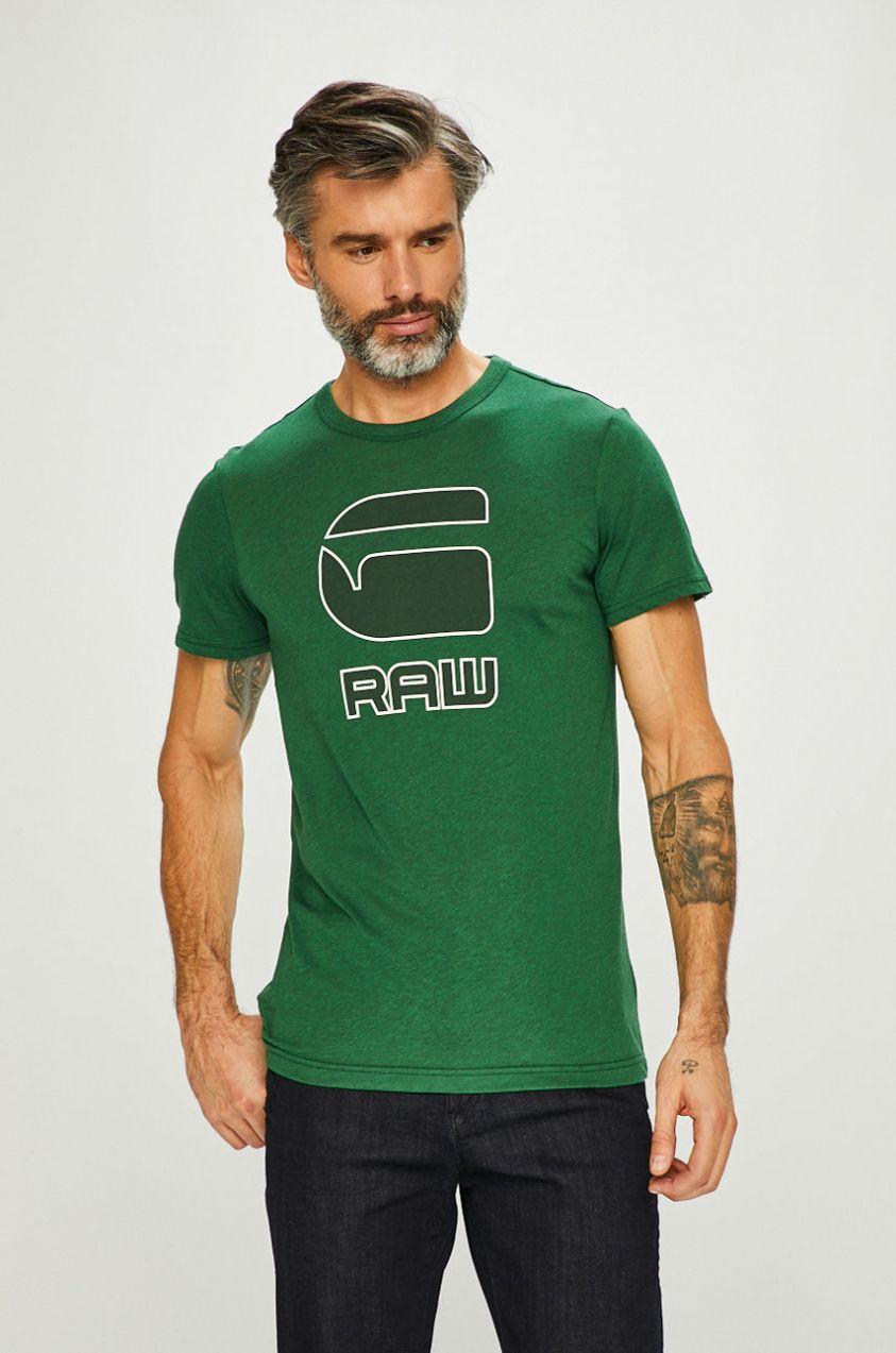 1cafdec4f5f4 G-Star Raw - Tričko značky G-Star Raw - Lovely.sk