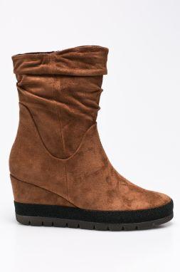 91cf4118b9 Členková obuv CALVIN KLEIN JEANS - Shanna RE9765 Dark Brown značky ...