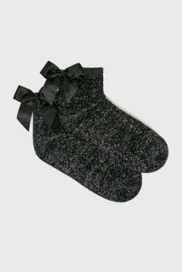 Súprava dvoch párov čiernych ponožiek Andrea Bucci Third 90 DEN ... 7a9d32a7eb