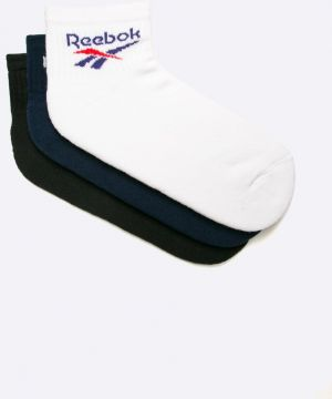 Reebok Classic Vector Graphic Crew Socks Black 5-6.5 značky Reebok ... dc03827c1
