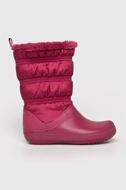 193c320430 Ružová dámske snehule - Lovely.sk